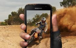 """الهاتف """" المصفح """" لسامسونغ، Galaxy Xcover 4s"""